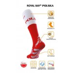 Kompressions-Kniestrümpfe ROYAL BAY® Classic National Edition – POLSKA