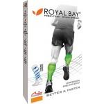 Kompressions-Kniestrümpfe ROYAL BAY® Neon