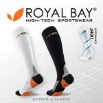 Kompressions-Kniestrümpfe ROYAL BAY® Start